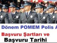 25. Dönem POMEM 10 Bin Polis Alımı Tarihi ve Başvuru Şartları Açıklandı