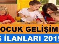 Manisa Vergi Dairesi Çocuk Gelişimi Mezunu iş ilanları 2019