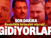 İşte AKP'de 'topun ağzındakiler'