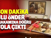 SON DAKİKA - Atatürk makama yola çıkıyor