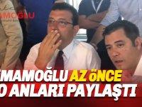 Ekrem İmamoğlu 23 Haziran gecesinden o görüntüleri paylaştı