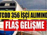 TCDD İŞKUR 356 işçi alımı duyurusu