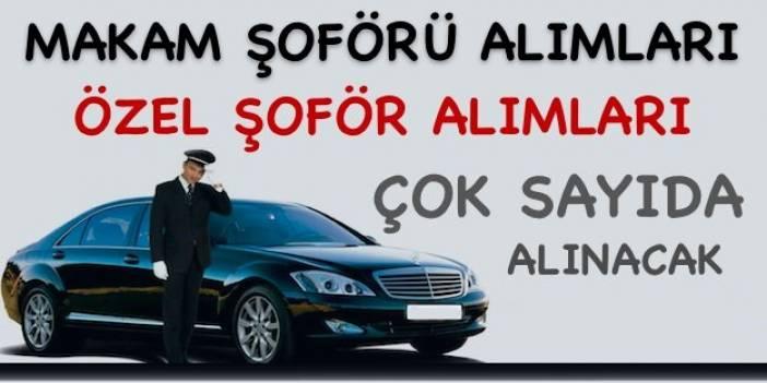 HSBC Bank Makam Şoförü Alım İlanı,Türkiye Finans Katılım Bankası Makam Şoforü Alım İlanı