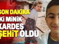 Tunceli'de 8 ve 4 yaşındaki iki kardeş PKK kurbanı oldu