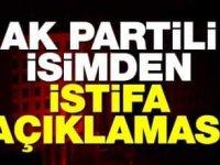 Kayseri Büyükşehir Belediye Başkanı Memduh Büyükkılıç'tan flaş istifa' açıklaması