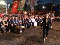 Flaş.. Erdoğan, Kılıçdaroğlu'nu eleştirince CHP'li başkan töreni terk etti