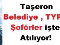 Taşeron Belediye , TYP , Güvenlik ve Şoförler işten Atılıyor!