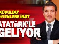 Flaş İsmail Küçükkaya Atatürk ile geri dönüyor