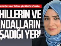 Yunan ve Pontus'tan sonra Trabzon için sklandal söz daha... ''Cahillerin ve Vandalların yaşadığı yer!''