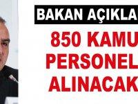 Kültür Bakanlığı 850 Kamu Personeli Alınacak