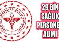 Fahrettin Koca'dan 17 Bin 689 Personel Alımı Hakkında Açıklama