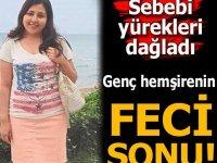 Kendisinden haber alamayan yakınları, genç kadına ulaşamayınca polise haber verdi!