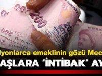 Maaşlara 'intibak' ayarı! Milyonlarca emeklinin gözü Meclis'te