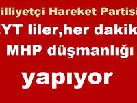 Milliyetçi Hareket Partisi : EYT liler,her dakika MHP düşmanlığı yapıyor