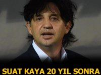 20 yıldır taktığı peruğu çıkaran eski Galatasaraylı futbolcu ve teknik adam Suat Kaya, saç ektirdi