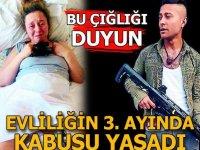 Emine Bulut'un vahşice katledilmesi Türkiye'yi ayağa kaldırırken, bir çığlık da İzmir'den yükseldi