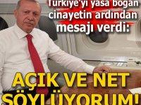 Erdoğan'dan 'Su-57 alternatif mi?' sorusuna yanıt: Niye olmasın? Boşuna gelmedik
