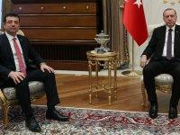İmamoğlu, Erdoğan'a iki rest çekti