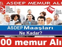 1000 ASDEP personeli alımı ilanı bu hafta yayınlanacak