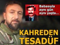 Mardin'den acı haber geldi! 26 yıl önce de babasının PKK'lı teröristler tarafından şehit edildiği öğrenildi..
