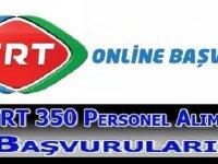 TRT İnsan Kaynakları Genel Müdürlüğü TRT Personel Alımı 2020