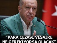 Erdoğan açıkladı! Sigara yasağı genişliyor