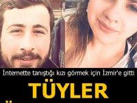 Sosyal medyada tanıştığı genç kızla evlilik hayalleri kurarak İzmir'e gitti