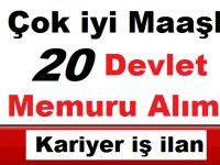 Türkiye İstatistik Kurumu iyi maaşlı 20 Kamu Personeli Alımı Yapıyor