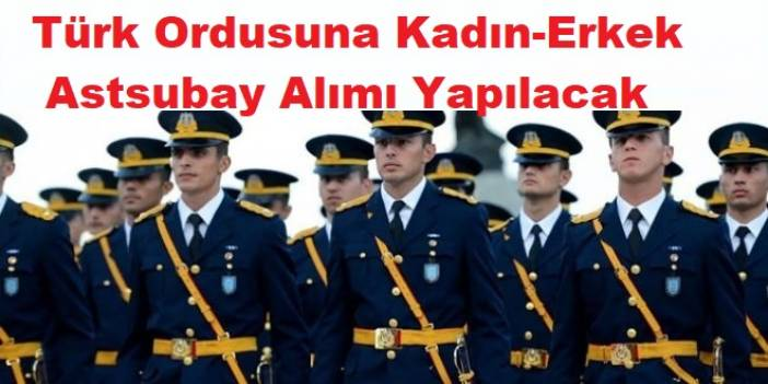 Jandarma Lise Mezunu Subay Astsubay Alımı Mayıs 2020