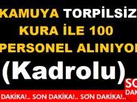 İstanbul Üniversitesi Torpilsiz Kura ile Kadrolu 100 Personel Alıyor
