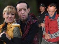 Yüz nakilli Recep Sert ve eşi tutukland