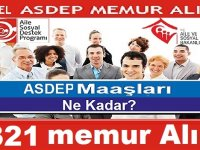 Aile Bakanlığı 4 Bin 321 ASDEP Personel alım ilanları