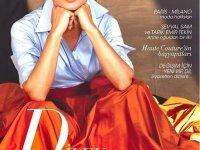 Madame Figaro dergisi, Dilek İmamoğlu'nu kapağına taşıdı ''İstanbul'un First Lady'si