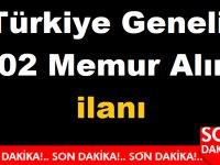 İşkur iş ilanları 2020 - Türkiye Geneli 602 Memur Alım ilanı