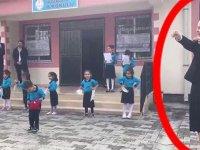 Terör örgütü sempatizanları tarafından tehdit edilen #SeçilÖğretmen için Türkiye seferber oldu