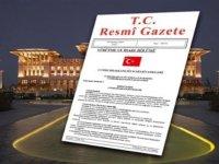 flaş Erdoğan imzaladı! Kamuda önemli değişiklikler