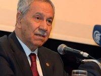 Bülent Arınç'tan istifa açıklaması