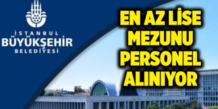 Beyoğlu Belediyesi Sürekli Daimi 13 İşçi Alacaktır