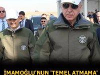 Erdoğan, '11 Milyon Ağaç, Bugün Fidan Yarın Nefes' kampanyasında açıklamalarda bulundu