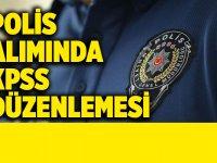 Polis Alımlarına KPSS Düzenlemesi Geldi