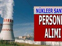 """Akkuyu Nükleer A.Ş """"İtfaiyeci"""" ve """"İtfaiye Şoförü"""" Alım ilanı yayınladı"""