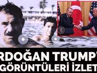 İşte Erdoğan'ın Trump'a izlettirdiği o video!