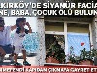 Savcılıktan Bakırköy'deki siyanürle ölümlere ilişkin 'aşırı derecede borç' açıklaması