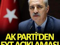 SON DAKİKA | AK Parti'den EYT açıklaması
