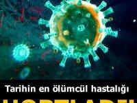 Tarihin en ölümcül hastalığı veba yeniden ortaya çıktı