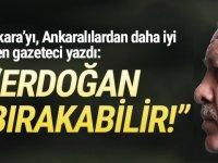 AK Parti kulislerinde bomba iddia: Erdoğan bırakabilir!