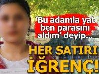 Adana'da eşi cezaevinde yatan 17 yaşındaki 1 çocuk annesi G.Y.,