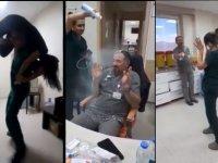 Doktor ve hemşirelerden yoğun bakımda skandal 'köpük partisi
