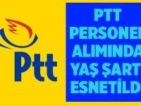 PTT 2020 Personel Alımında Yaş Şartı Değiştirildi!