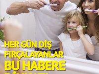 Her gün diş fırçalayanlar Kanser Olabilirsiniz